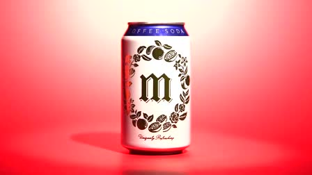 Matchless Coffee Soda Product Video