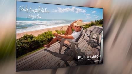 Paul Wharton's Coastal Kitchen (sizzle)