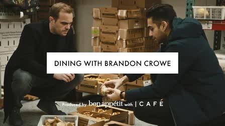 GE Modern Glass Dining with Brandon Crowe