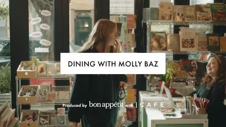 GE Modern Glass Dining with Molly Baz