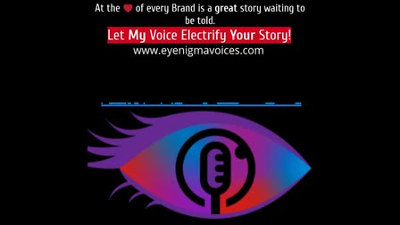 Eyenigma Voices Commercial Voice Over Demo