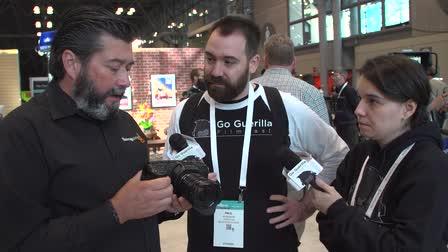 Go Guerilla Filmcast episode