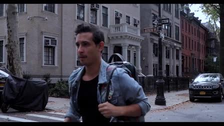 Sprayground Backpack Ad
