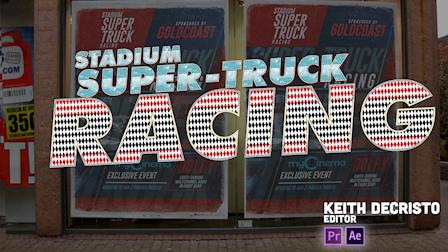TRAILER/MUSIC VID: Stadium Super Truck Racing