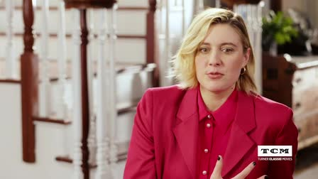 "TCM  Alicia Malone interview with Greta Gerwig: ""Little Women"""