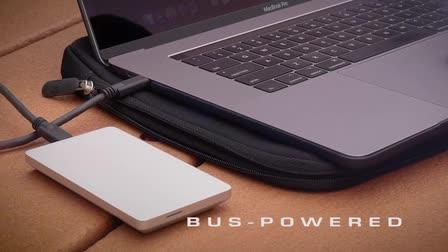 OWC Envoy Pro EX USB-C spotlight