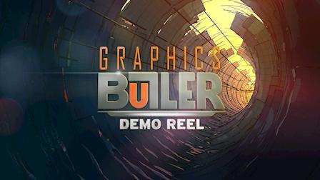Graphics Butler Demo Reel