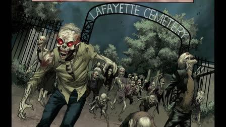 Coffin Comics: Kickstarter 2020 Video