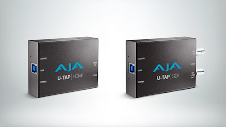 AJA Video System's Bryce Button Talks Current Industry Demand and Needs