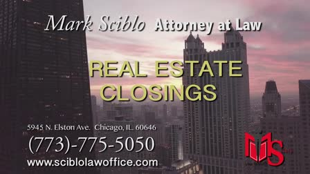 :60 Spot for local Attorney
