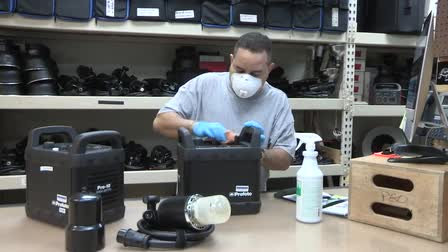 Pro Gear Orlando Maintains Sanitized Equipment And Is Ready For Business