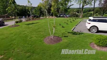 Range Rover footage
