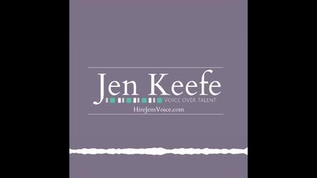Listen to Jen's Voice