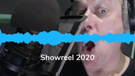 Showreel 2020 - Dan Garlick