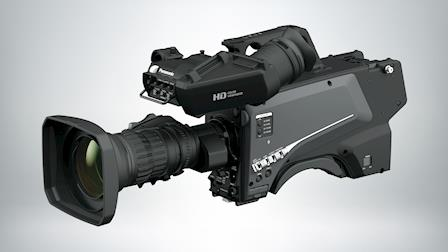 Panasonic Introduces the AK-HC3900 HD HDR Studio/Field Camera System