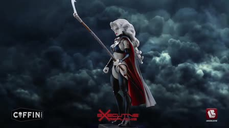 Lady Death: Action Figure Sales Release Video