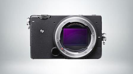 Sigma Showcases FP Mirrorless Camera and Talks /i Technology