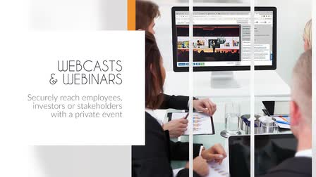 Webcasts, Webinars, Live Streaming Services by Orlando Webcasts