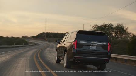 All-New 2021 Tahoe: Drive Modes   Chevrolet