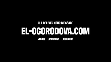 El Ogorodova Motion Reel