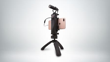 Padcaster talks Parrot Teleprompter, Verse Mobile Media Kit for Journalists and New In Ear IFB