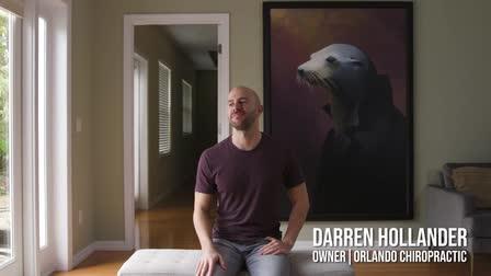 Story. w/ Darren Hollander of Orlando Chiropractic