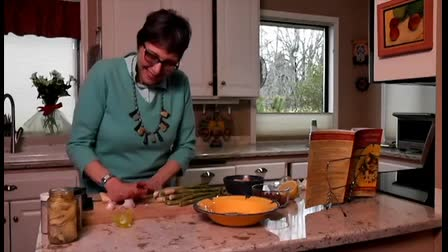 Cooking Through Cancer Treatment