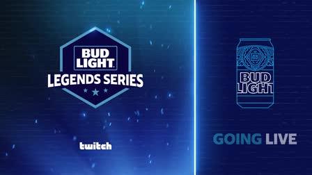 Bud Light Legends Twitch Show