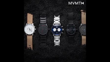 MVMT Watches Social Media ad