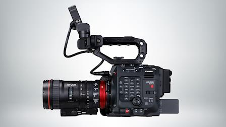 The New EOS C300 Mark III Cinema Camera Is A Super 35mm Modular Workhorse