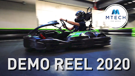 MTechProMedia 2020 Demo Reel