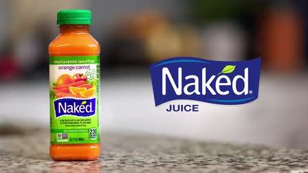 Naked Juice Ad