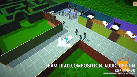 Mason Victoria - Composition Reel 2020