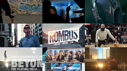 Rombus showreel