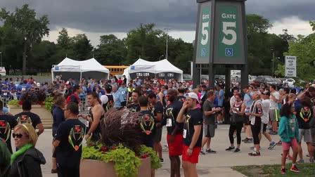 Strike Out ALS 5K for Les Turner ALS Foundation