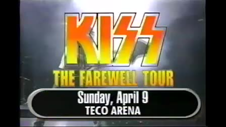 KISS Tour Promo/Revox