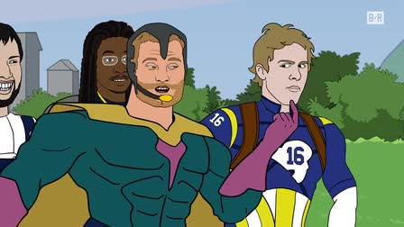 "Gridiron Heights ""Tom Brady is Thanos"""