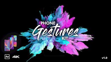 Phone Gestures Kit