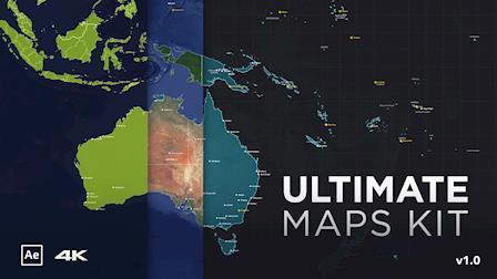 Ultimate Maps Kit