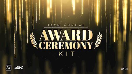 Award Ceremony Kit