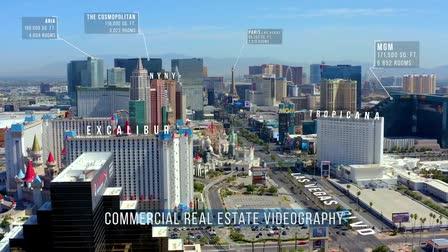 Commercial Real Estate Film Las Vegas (1 minute)