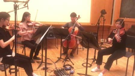String Quartet Composition