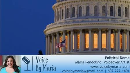 Political Voiceover