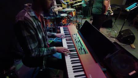 Atom Collective - Summertime - Live at The Shop