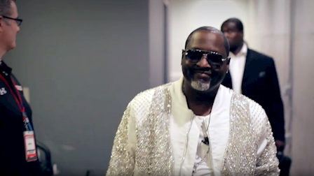 "Johnny Gill ""I'm Back Commercial"""