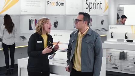 """Sprint - """"FaceTime"""" 30 seconds"""