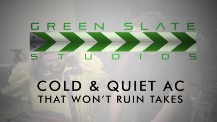 Cold & Quiet - Green Slate Studios