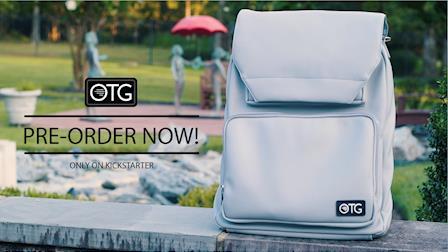 OTG Baby Go Bag - Kickstarter
