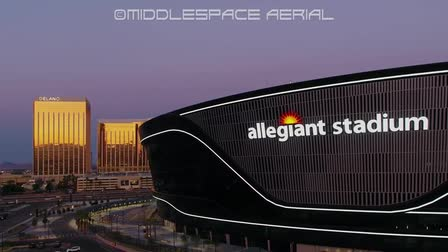 Allegiant Stadium Home of the Las Vegas Raiders