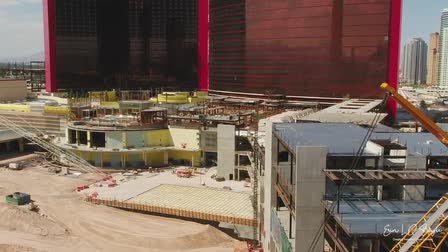 Resorts World Drone Aerial Update